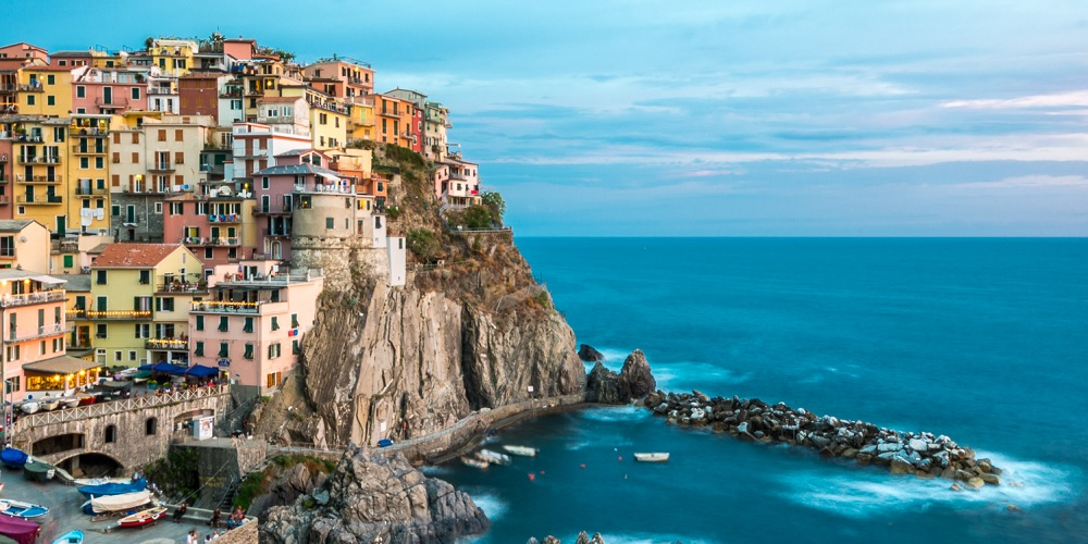 Cinque Terre and Pisa Tour in Tuscany