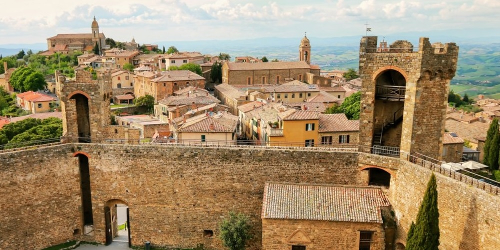 Siena and Montalcino Tour