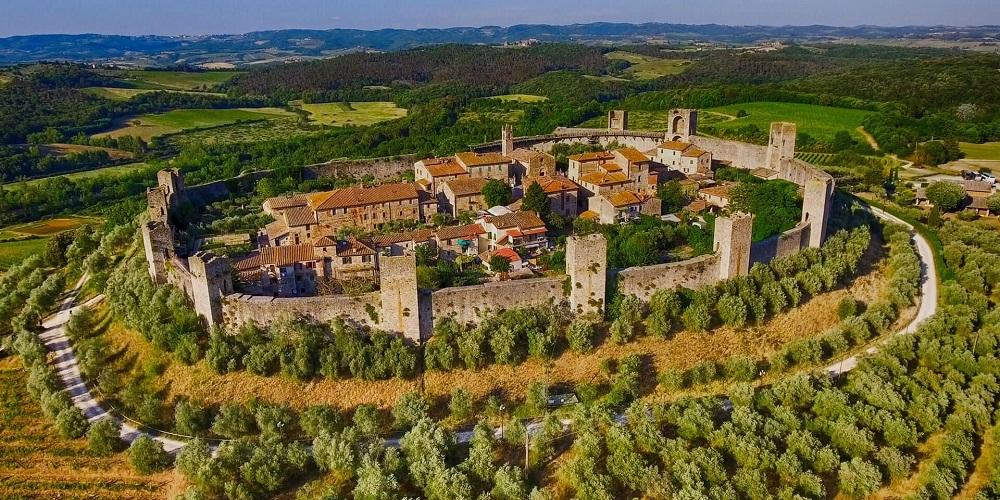 Siena Monteriggioni e San Gimignano