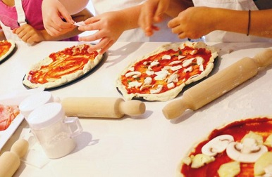 Pizza Class in Florence