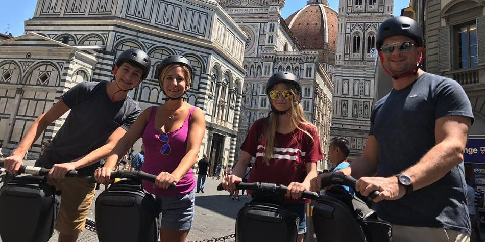Segway Tour in Florence